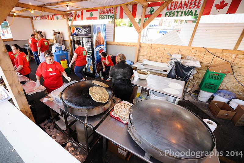 Halifax Lebanese Festival 2014